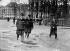 Les délégués allemands à la conférence de Versailles, 1919. © Maurice-Louis Branger/Roger-Viollet