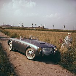 Automobile Siata Daina Gran Sport 1954. Années 1960. © Roger-Viollet