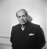 Heitor Villa-Lobos (1887-1959), compositeur brésilien. Paris, mars 1952. © Boris Lipnitzki / Roger-Viollet