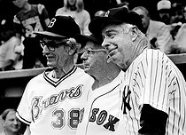 March 8, 1999 (20 years ago) : Death of Joe DiMaggio (1914-1999), American baseball player