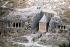 La vallée de Josaphat et les tombeaux des prophètes. Jérusalem (Palestine, Israël). © Roger-Viollet