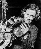 Female mechanic, 1930''s. © Roger-Viollet
