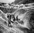 Glacier in Chamonix (Haute-Savoie), 1919. © Roger-Viollet