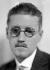 James Joyce (1882-1941), écrivain irlandais. France, vers 1925. © Henri Martinie / Roger-Viollet