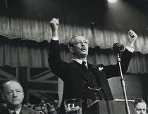 February 10, 1894 (125 years ago) : Birth of the British statesman Harold Macmillan (1894-1986)
