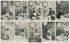 A. Bergeret et Cie (imprimerie fondée par Albert Bergeret en 1897). Série de 10 cartes postales : La Journée de la Parisienne. Cartes postales imprimées en phototypie. 1900-1901. Galliera, musée de la Mode de la Ville de Paris. © Eric Emo / Galliera / Roger-Viollet