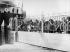 Emigrants italiens, vers 1920. © Albert Harlingue / Roger-Viollet