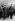 Le général De Gaulle et Winston Churchill avec sir Anthony Eden et Georges Bidault, au second plan. Paris, Arc de Triomphe, 11 novembre 1944.     © Roger-Viollet