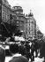 Printemps de Prague. Entrée des troupes du pacte de Varsovie en Tchécoslovaquie. Char soviétique. Prague, Wenzelsplatz, 21 août 1968. © Ullstein Bild / Roger-Viollet