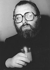 Sergio Leone (1929-1989), réalisateur et scénariste italien, 1972.  © Estorff / Ullstein Bild / Roger-Viollet