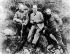 Sigmund Freud, Sandor Ferenczi et Laszlo Gonda dans les montagnes Tatra. 1917. © Imagno/Roger-Viollet
