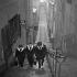 Sailors on land. France, circa 1935. © Gaston Paris / Roger-Viollet