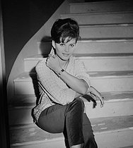 Claudia Cardinale (born in 1938), Italian actress, 1965. © Roger-Viollet