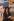 Susan Sontag (1933-2004), romancière américaine, contre la guerre du Vietnam. Paris, 1972. © Jean-Régis Roustan/Roger-Viollet