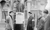Guerre 1939-1945. Libération de Strasbourg (Alsace). FFI lisant un appel du général Leclerc. Novembre 1944. © Neurdein/Roger-Viollet