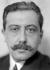 Georges Bernanos (1888-1948), French writer. © Henri Martinie / Roger-Viollet