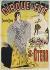 """Charles Lévy. Cirque d'Eté. """"Senorita Otero"""". Affiche. Lithographie couleur. Paris, musée Carnavalet.  © Musée Carnavalet/Roger-Viollet"""
