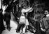 Man sticking up election posters. Paris, 1906. © Maurice-Louis Branger / Roger-Viollet