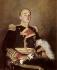 "Manuel Vives Benedito (1875-1963). ""Francisco Franco"". Huile sur toile, 1946. © Iberfoto / Roger-Viollet"