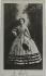 Portrait d'Adelina Patti (1843-1919), chanteuse lyrique. Carte de visite (recto). Technique à identifier. 1850-1919. Paris, musée Carnavalet. © Musée Carnavalet / Roger-Viollet