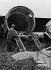 World War II. Front of Normandy, June 6, 1944. English glider shot down. © LAPI/Roger-Viollet