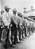 Guerre sino-japonaise, 1937-1941. Soldats chinois. © Albert Harlingue/Roger-Viollet
