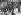 Anschluss. Défilé de national-socialistes autrichiens rendant hommage à Adolf Hitler (1889-1945), homme d'Etat allemand lors de son arrivée à Linz (Autriche), 13 mars 1938. © Ullstein Bild / Roger-Viollet