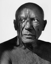 April 8, 1973 (45 years ago) : Death of Pablo Picasso (1881-1973), Spanish artist © Fondation Horst Tappe / KEYSTONE Suisse / Roger-Viollet