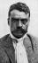 Emiliano Zapata (1880-1919), Mexican revolutionary. © Roger-Viollet
