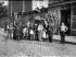 Furniture removal of a poor family. Paris, circa 1910. © Albert Harlingue/Roger-Viollet