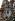 Guerre 1914-1918. La Princerie. Unes des plus antiques maisons. Verdun, septembre 1916. Fac-similé de plaque autochrome de Jules Gervais-Courtellemont. © Bilderwelt/Roger-Viollet