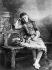 Sidonie-Gabrielle Colette (dite Colette, 1873-1954), enfant, 1890. © Ullstein Bild/Roger-Viollet