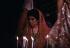 Mariage de Benazir Bhutto (1953-2007), femme politique pakistanaise. Karachi. décembre 1987.    © Françoise Demulder / Roger-Viollet