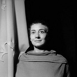 "Suzanne Flon in ""L'Alouette"" of Jean Anouilh. Paris, Montparnasse theater, october 1953. © Studio Lipnitzki/Roger-Viollet"