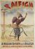 E. Clouet. Imprimerie Kossuth & Cie. Raleigh, 27 Avenue de la Grande Armée, Paris. Affiche. Lithographie couleur, 1895. Paris, musée Carnavalet.  © Musée Carnavalet/Roger-Viollet