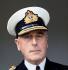 Lord Louis Mountbatten (1900-1979), amiral britannique. Photographie de John Hedgecoe (1932-2010). © John Hedgecoe / TopFoto / Roger-Viollet