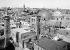Vue panoramique de l'église du Saint-Sépulcre. Jérusalem (Palestine, Israël), avril 1914. © Jacques Boyer / Roger-Viollet