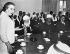 Golda Meir (1898-1978), Israeli politician. © Roger-Viollet