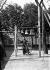 The bells of the Saint-Serge orthodox seminary. Paris, rue de Crimée (XIXth arrondissement), about 1920. © Albert Harlingue/Roger-Viollet
