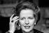 Margaret Thatcher (1925-2013), Premier ministre britannique, 1983. Photographie de Jane Bown (1925-2014). © Jane Bown / TopFoto / Roger-Viollet