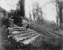Parc Delessert. Paris (XVIème arrondissement), 1914. Photographie d'Eugène Atget (1857-1927). Paris, musée Carnavalet. © Eugène Atget / Musée Carnavalet / Roger-Viollet