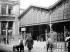 La gare du Nord. Paris, vers 1890.       © Roger-Viollet