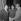 Guy Béart (1930-2015), chanteur et auteur-compositeur français, et Bruno Coquatrix (1910-1979), directeur général de l'Olympia. Paris, Bobino, octobre 1958. © Studio Lipnitzki / Roger-Viollet