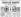"""""""Les Folies-Bergère"""" (journal du music-hall). Portraits de Malck et Muratet. Mars 1893. © Roger-Viollet"""