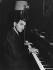 Irving Berlin (1888-1989), compositeur américain. 1930. © Ullstein Bild/Roger-Viollet