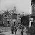 Exposition universelle de 1889, Paris. Pavillon des diamants dans la section néerlandaise. © Léon et Lévy/Roger-Viollet