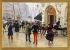 """Jean Béraud (1849-1936). """"Le boulevard des Capucines et le théâtre du Vaudeville"""". Huile sur toile, 1889. Paris, musée Carnavalet. © Musée Carnavalet/Roger-Viollet"""