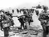 Guerre 1939-1945. Opération Overlord. Troupes alliées débarquant sur les côtes françaises. France, 6 juin 1944. © TopFoto / Roger-Viollet