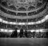 Paris, événements de mai-juin 1968. La salle du théâtre de l'Odéon occupée par les étudiants et les comédiens. © Roger-Viollet