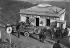 Guerre d'Espagne (1936-1939). Soldats espagnols de l'armée gouvernementale se réfugiant en France avec leurs armes, 1939. © LAPI/Roger-Viollet